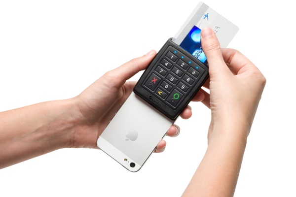 VeriFone Systems mPOS devices