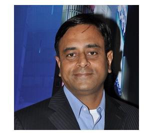 Vikram K, director, Servers, HP India