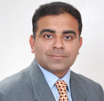 Digital Quotient Chief Operating Officer Vinish Kathuria