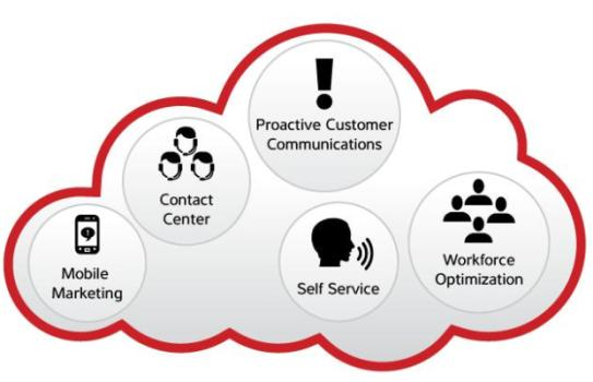 Genesys cloud contact center