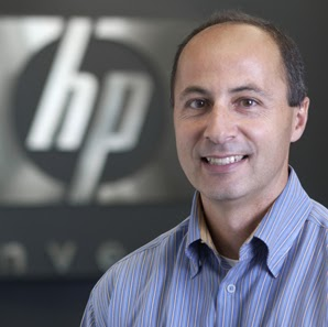 Jim Zafarana, vice president and general manager, Commercial Solutions Business Unit, HP