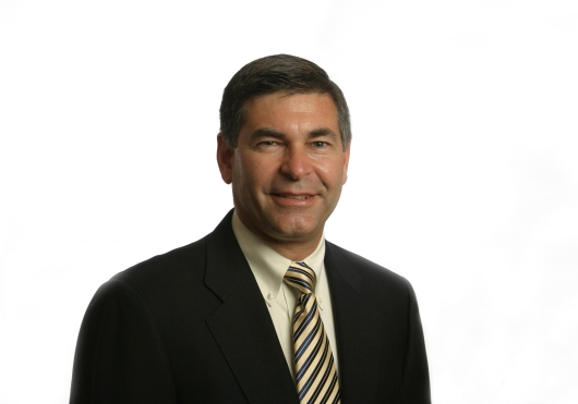 Michael Brown, Symantec interim president and chief executive officer