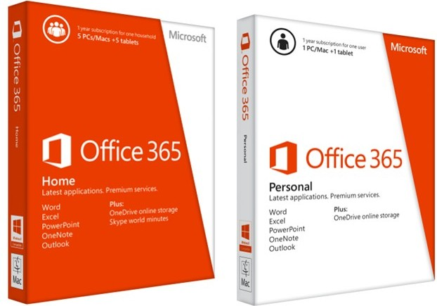 Office 365 Personal launch in India