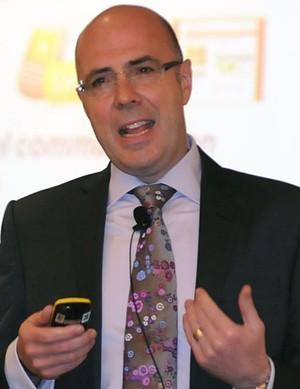 Richard Davies, CIO of International SOS