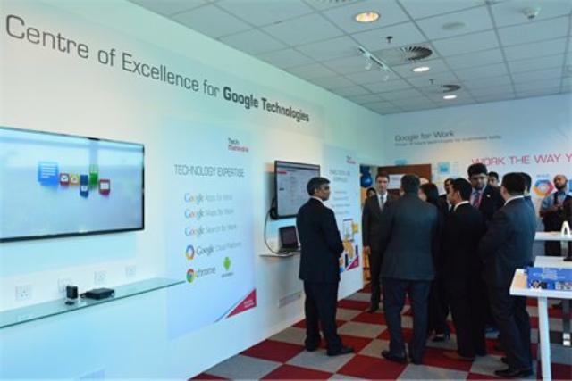 Tech Mahindra inaugrates Google Center of Excellence in Cyberjaya, Malaysia