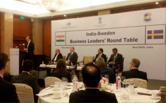 india-sweden-business-leaders-round-table