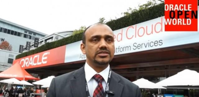 Suresh Nambiar Oracle