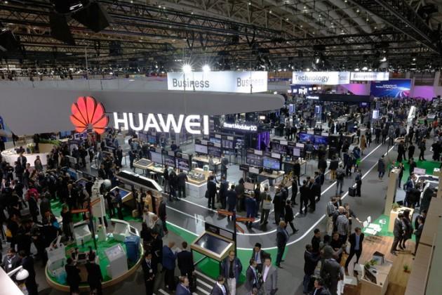 Huawei at CeBIT 2017