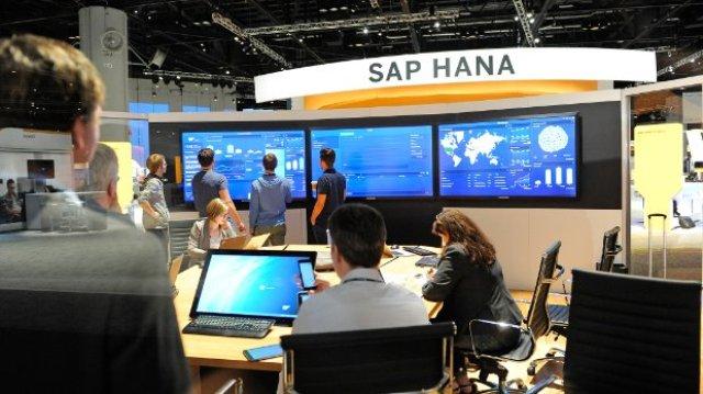 SAP HANA business customers