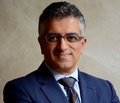 Genesys VP of Sales Sajin Rehan
