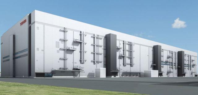 Toshiba fabrication unit Japan