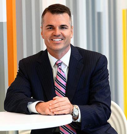 Cisco India President Jeff White