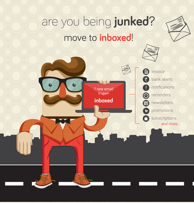 Unicel Technologies launches InBoxed e-mail service