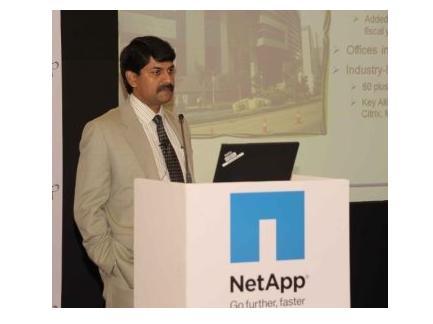 Anil Valluri, NetApp India