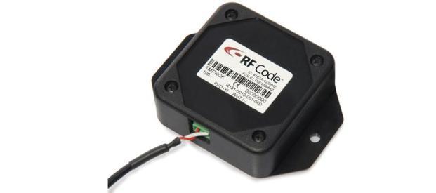 RF Code HP Temperature Sensor new