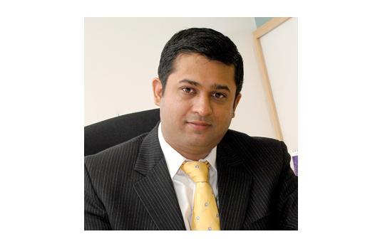 Manav Garg, CEO & founder Eka Software Solutions