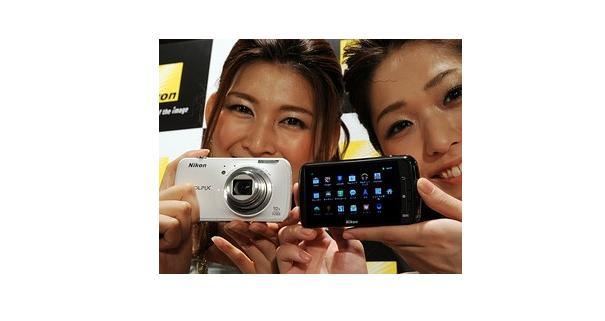 JAPAN-TECHNOLOGY-COMPANY-NIKON-GOOGLE