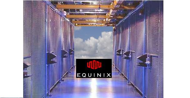 Equinix data centre