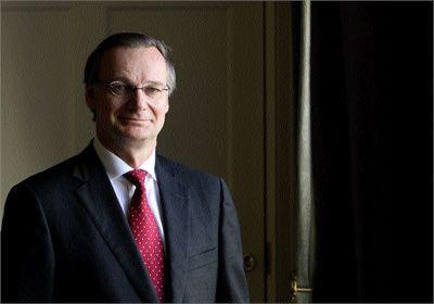 Pierre Nanterme, Accenture's chairman and CEO