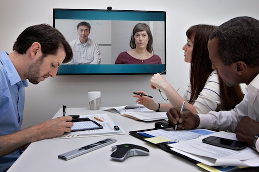 polycom Video collabration