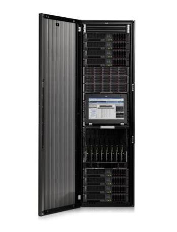 HP Integrity NonStop blade servers
