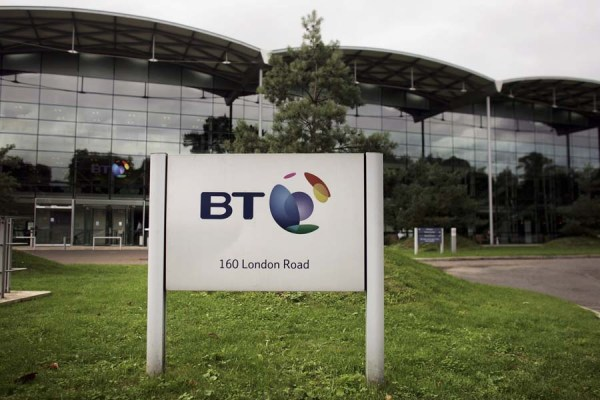 BT Group image