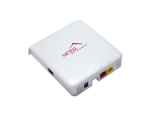 Meru Networks adds two new dual-radio, dual-stream (2X2) access points
