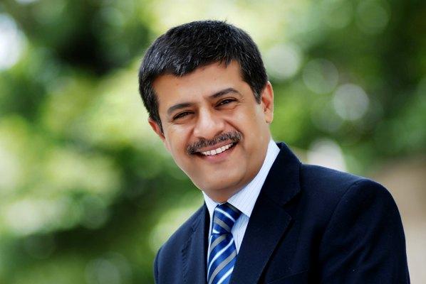 Rajesh Janey, president, EMC India and SAARC