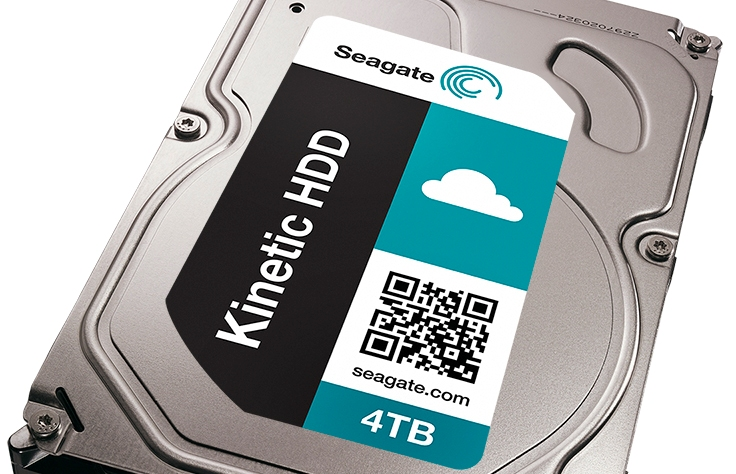 Seagate Kinetic HDD launched