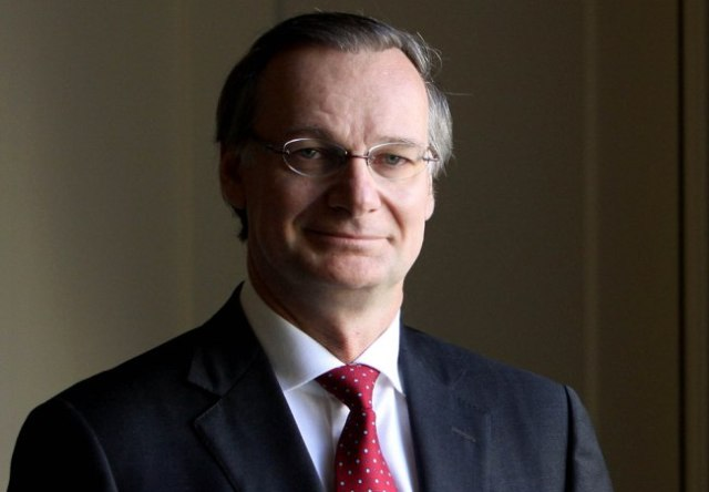 Pierre Nanterme, chairman and CEO of Accenture