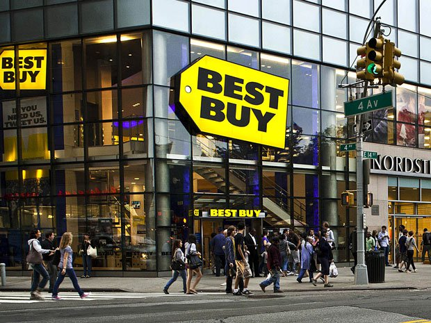 Best Buy IT plans