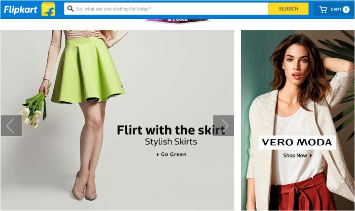 Flipkart online shop