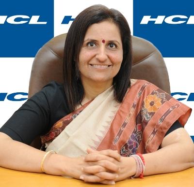 HCL Infosystems chief people officer Kannika Sagar