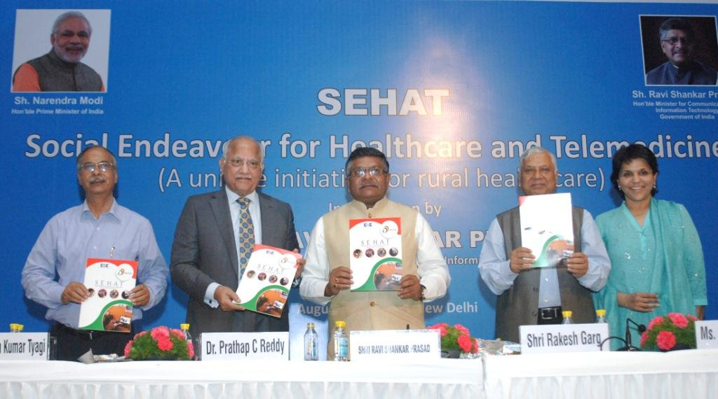 Initiative launched to boost telemedicine across India