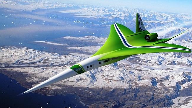 Lockheed Martin aircraft