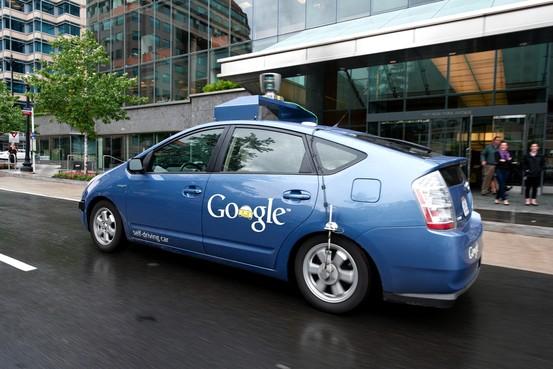 Driverless cars Google
