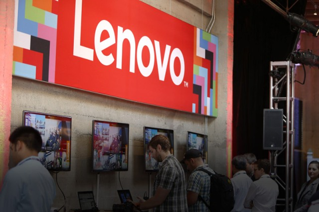 Lenovo event in 2016