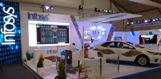 Infosys for technology outsourcing