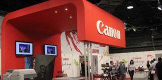 Canon printer for enterprise