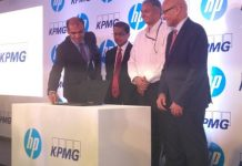 GST solution from HP and KPMG