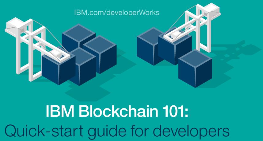 IBM blockchain technology