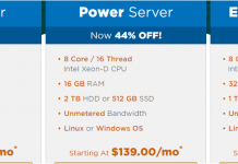 HostGator dedicated server price