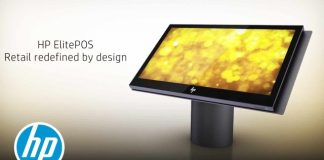 HP ElitePOS for retail in India