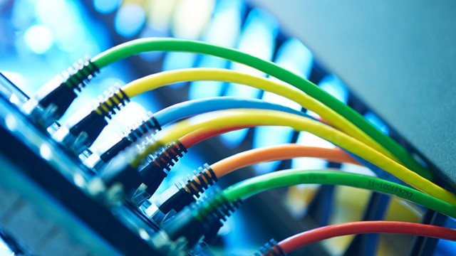 R&M cable solutions for IT networks