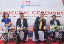 UST Global in Malaysia