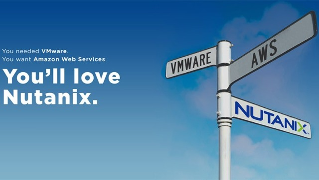 Nutanix for cloud