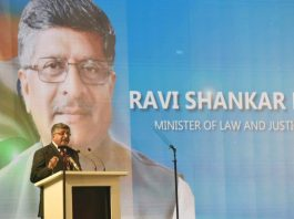 Ravi Shankar Prasad at GCCS 2017