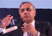 Infosys CEO Salil S Parekh