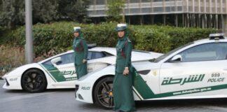 Dubai Police and Riverbed