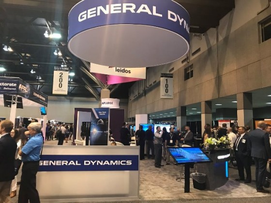 General Dynamics IT services